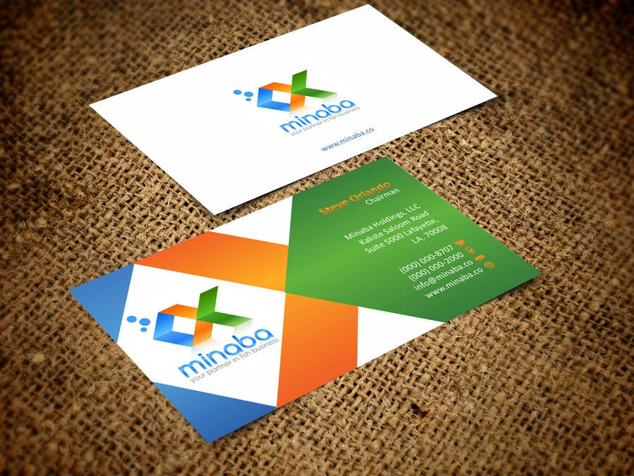 Contest Entry #2 for business card, letterhead, invoice