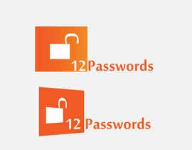 #47 for Design a Logo for 12password.com af fadzkhan