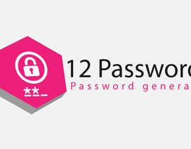 #59 para Design a Logo for 12password.com por fadzkhan