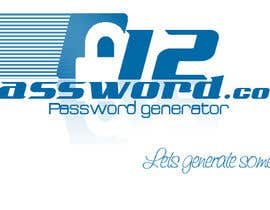#92 para Design a Logo for 12password.com por rashfimohammad