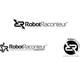 #7 for Design 3 Logos for Robot Raconteur af marcopollolx