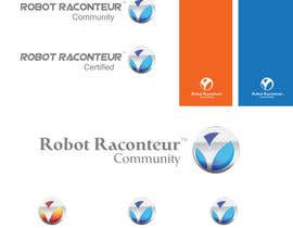 #2 for Design 3 Logos for Robot Raconteur by aymanharb