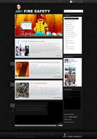 #19 for Personal blog design by amfahsoft