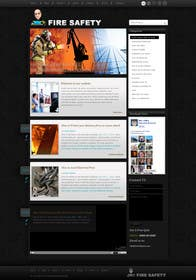 #20 for Personal blog design by amfahsoft