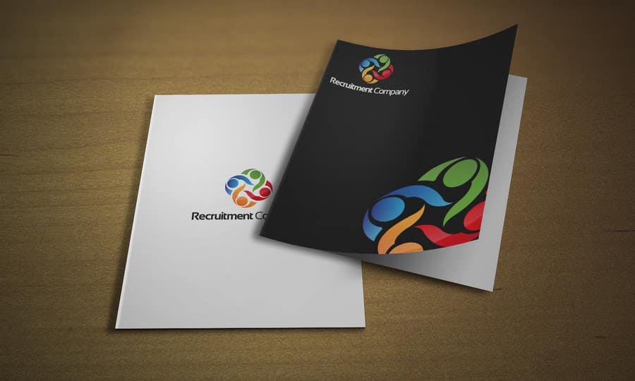 Bài tham dự cuộc thi #                                        39                                      cho                                         Develop a Corporate Identity for a Recruitment Company