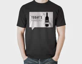 #1 for Design a Wine based T-Shirt Tee by RowennJohn