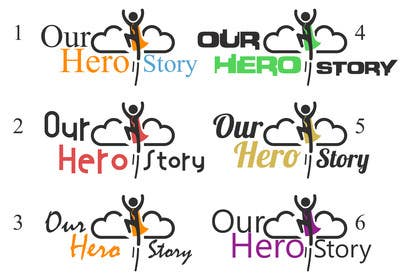 #21 cho Design a Logo for OurHeroStory.com bởi eliasbelisario