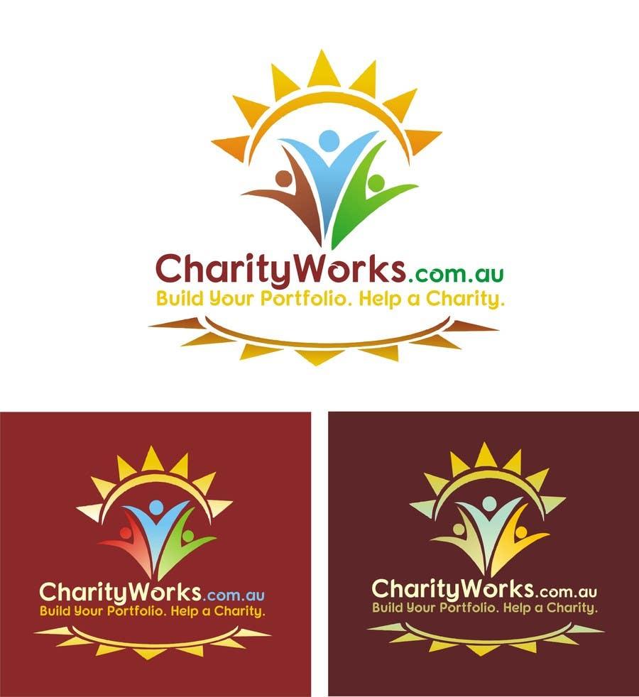 Bài tham dự cuộc thi #18 cho Design a Logo for CharityWorks.com.au