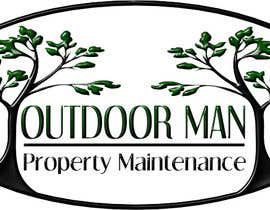 kuwaharajt tarafından Design a Logo for Outdoor Man Property Maintenance için no 55