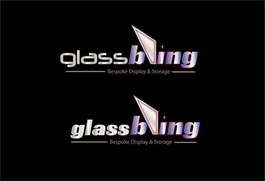 Inscrição nº                                         130                                      do Concurso para                                         Logo Design for Glass-Bling Taupo