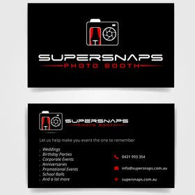 sayuheque tarafından Design a Logo and business card for Photo booth company için no 94