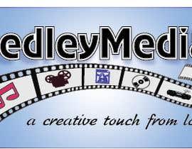 """#15 para Design a Logo for """" MEDLEY MEDIAS """" por arvida"""