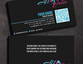 #37 for Design some Business Cards for my Hair Extension Brand af rty15