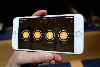ankisethiya tarafından Design an App Mockup for Theatre Search için no 29