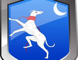 #11 for Design a Logo for Moonhound Security Services af talhafarooque