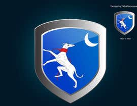 #21 untuk Design a Logo for Moonhound Security Services oleh talhafarooque