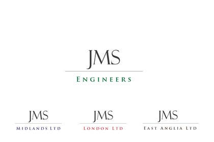 #33 para Design a Logo for JMS por iffikhan