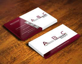 #48 cho Design some Business Cards for ABC Bakery bởi gohardecent