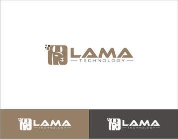 #45 for Design a Logo for LAMA technology af RPDonthemove