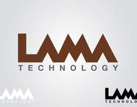 #23 for Design a Logo for LAMA technology by rangathusith