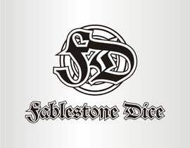 #4 untuk Design a Logo for Fablestone Dice - Fantasy roleplaying theme oleh sergeykuzych