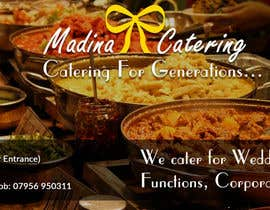 #10 cho Design a Banner for Madina Catering bởi jituchoudhary