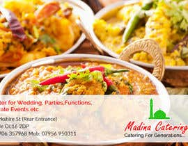 #26 cho Design a Banner for Madina Catering bởi jituchoudhary