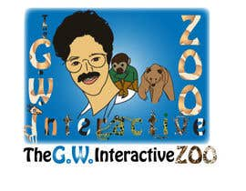 nº 25 pour Design a Logo for GW ZOO par lilybak