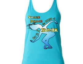 #10 for Design a T-Shirt for my Zumba class af sauravarts