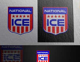 #49 para National Ice Logo por EdesignMK