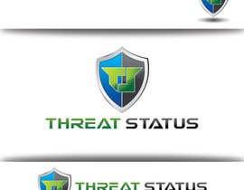 #24 untuk Logo Design for Threat Status (new design) oleh iaru1987