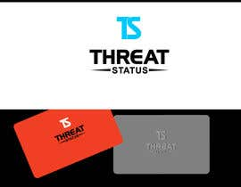 #38 untuk Logo Design for Threat Status (new design) oleh logoup
