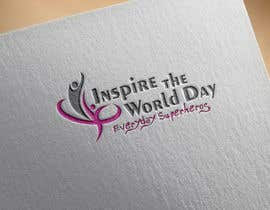 #30 untuk Design a Logo for Inspire the World Day - Everyday Superheros oleh artiomrevenco