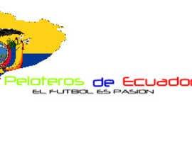 #33 for Diseñar un logotipo para peloteros ecuador by diegogalarcio