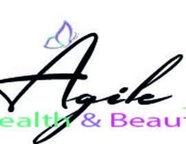 """#51 untuk Design a small logo with text """"Agile Health and Beauty"""" - 120x30 px oleh heberomay"""
