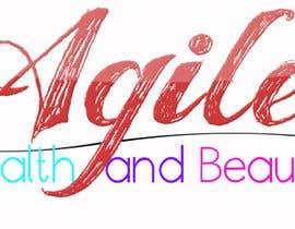 """arsh8singhs tarafından Design a small logo with text """"Agile Health and Beauty"""" - 120x30 px için no 43"""