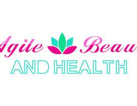 "#33 for Design a small logo with text ""Agile Health and Beauty"" - 120x30 px by simpledesign11"