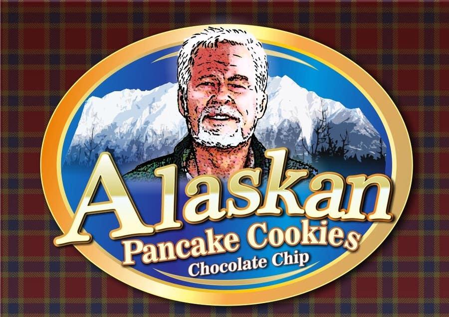 Bài tham dự cuộc thi #                                        15                                      cho                                         Design a Logo for Alaskan Pancake Cookies