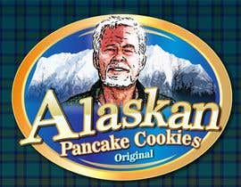 nº 26 pour Design a Logo for Alaskan Pancake Cookies par drilemos
