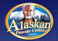 Graphic Design Inscrição do Concurso Nº28 para Design a Logo for Alaskan Pancake Cookies
