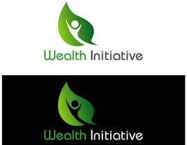 #12 for Design a Logo for the Wealth Initiative af dustu33