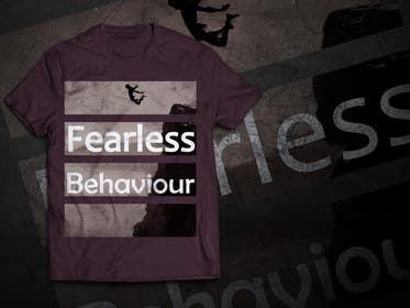 #39 untuk Design a T-Shirt for Fearlessonexxx oleh akazuk