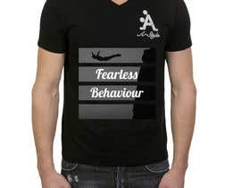 #22 para Design a T-Shirt for Fearlessonexxx por Muqeemdesigner