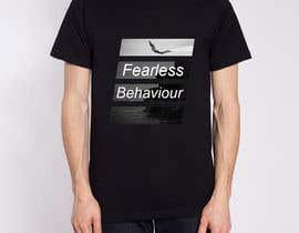 #23 for Design a T-Shirt for Fearlessonexxx af Muqeemdesigner