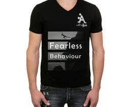 #32 para Design a T-Shirt for Fearlessonexxx por Muqeemdesigner