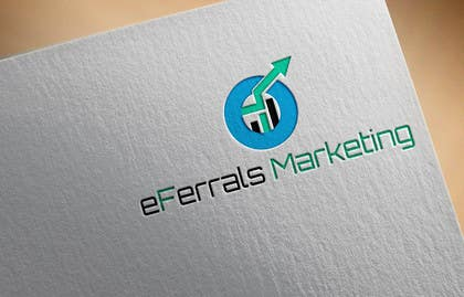 #10 untuk Design a Logo for eFerrals Marketing oleh olja85