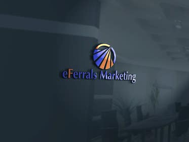 #13 untuk Design a Logo for eFerrals Marketing oleh olja85
