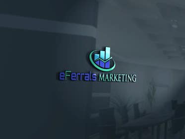 #17 untuk Design a Logo for eFerrals Marketing oleh olja85