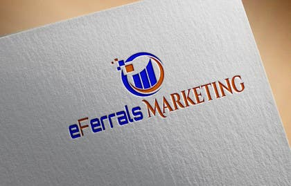 #31 untuk Design a Logo for eFerrals Marketing oleh olja85