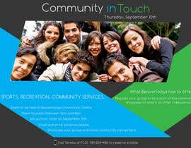 #14 para Design a Flyer for Community Day por rijulg
